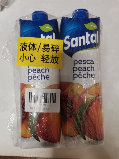 帕玛拉特圣涛 100%菠萝汁 1L*3盒 果蔬汁 饮品 意大利进口饮料 果汁饮品 春游必备 晒单图