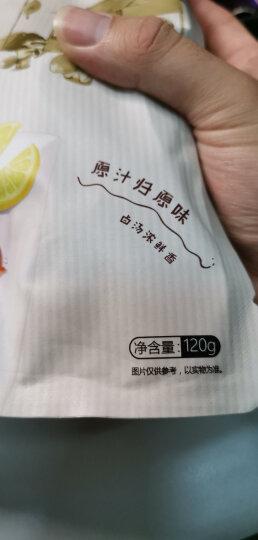三只松鼠牛百叶夫妻肺片 肉干肉脯零食特产即食牛肉牛肚牛板筋120g/袋 晒单图