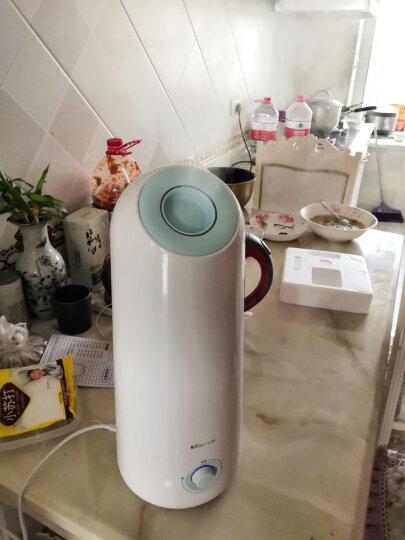 小熊(Bear)加湿器卧室迷你 家用办公室静音空气加湿器 桌面落地香薰机 5升大容量 JSQ-C50U2 晒单图