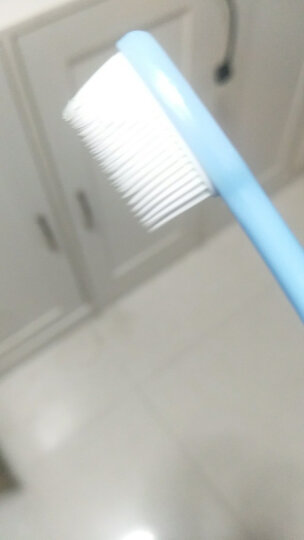 纳美 成人纳米软胶软毛牙刷1支装 抗菌护龈 新款梦想牙刷 减少细菌滋生场所 颜色随机 晒单图
