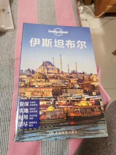 伊斯坦布尔-LP孤独星球Lonely Planet旅行指南 晒单图