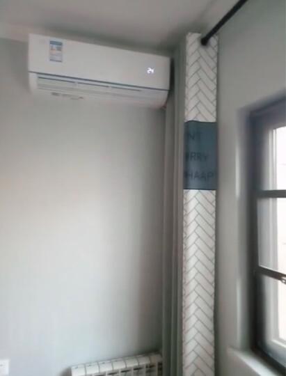 格力(GREE)品圆大1匹 变频 冷暖 分体式 智能睡眠 壁挂式卧室空调挂机KFR-26GW/(26592)FNhDa-A3 晒单图