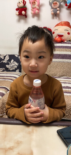 屈臣氏(Watsons) 新奇士白桃乳酸味桃汁汽水 碳酸饮料 含果汁的汽水 500mL*15瓶 整箱装 晒单图