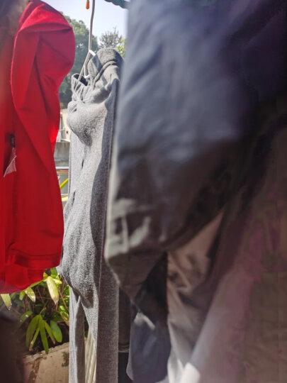 南极人保暖内衣男女士秋冬款加绒蓄热圆领黄金绒青年中老年加厚秋衣秋裤情侣套装 紫色-女款(上衣+裤子) XL(女170/100) 晒单图