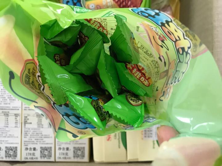 徐福记 米格玛 夹心米果卷 饼干 香烤牛排味 休闲零食下午茶点心90g 晒单图
