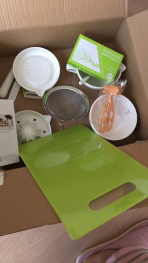 美帝亚(MIDDIA) 陶瓷婴儿辅食研磨器 宝宝食物料理机辅食工具剪刀碗套装 陶瓷款研磨器套装 晒单图