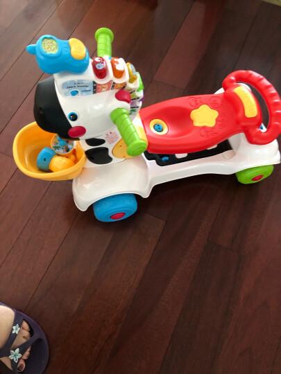 伟易达(Vtech)多功能摇马摇摇马玩具 木马摇椅宝宝玩具车 两用可坐骑益智玩具六一儿童节礼物 晒单图