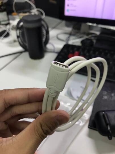 秋叶原(CHOSEAL)QS5302T1D5 USB2.0高速(A/M-MINI B/M)迷你T型口5针摄像机平板移动设备数据连接线1.5米 晒单图