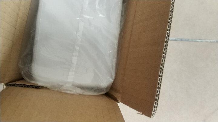 笑妈妈 20只装一次性打包盒餐盒方形750ML带盖家用酒店专用食品保鲜盒 晒单图