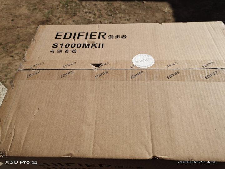 漫步者(EDIFIER)SS02 木质音箱支架  S1000MKII、S2000MKII音箱亲密伴侣 晒单图
