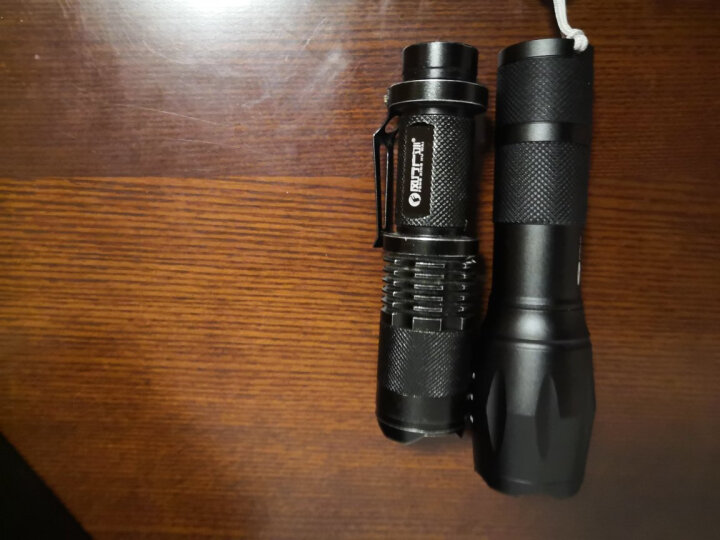神鱼SHENYU 强光手电筒 可充电式26650家用户外LED远射王 18650电池防水迷你便携照明 1012 L2芯 两电一充26650电池 更长续航 晒单图