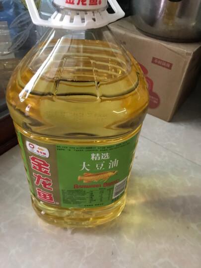 金龙鱼 食用油  精选大豆油5L 晒单图