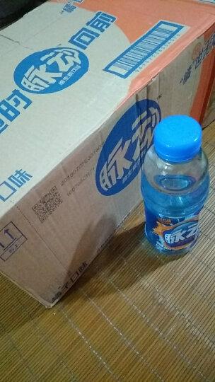 脉动(Mizone)橘子味 维生素饮料 600ml*15瓶 整箱装 晒单图