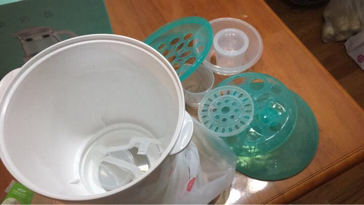 新贝 奶瓶消毒器带烘干 五合一多功能婴儿奶瓶消毒器带烘干 宝宝蒸汽消毒锅 晒单图