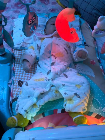 贝恩施 婴儿玩具 脚踏钢琴健身架 婴幼儿早教益智玩具欢乐成长音乐玩具B210 晒单图