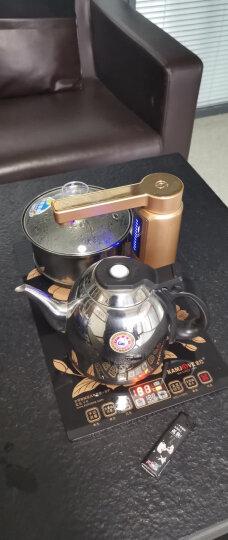 金灶(KAMJOVE) 全智能自动上水电热水壶 烧水壶茶具 全自动电茶炉 茶具套装电茶壶V6 晒单图