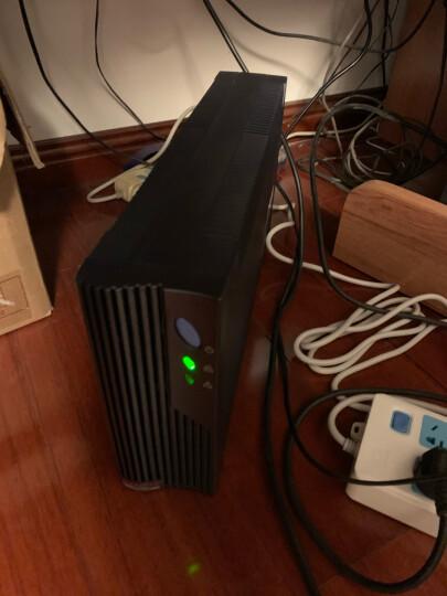 山特(SANTAK) MT1000 UPS不间断电源电脑自动关机1000VA/600W智能稳压电源 晒单图