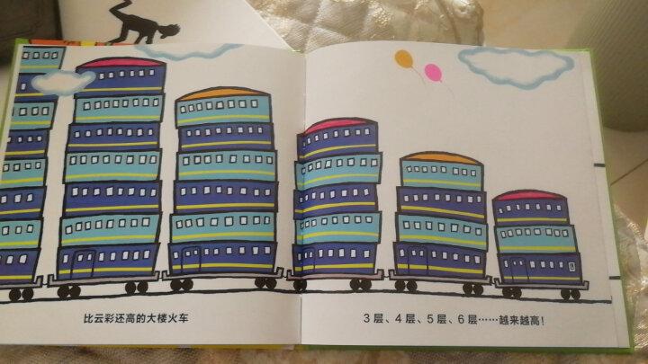 小人儿帮手 让孩子学会合作的工程车绘本 3-6岁 蒲蒲兰绘本 晒单图