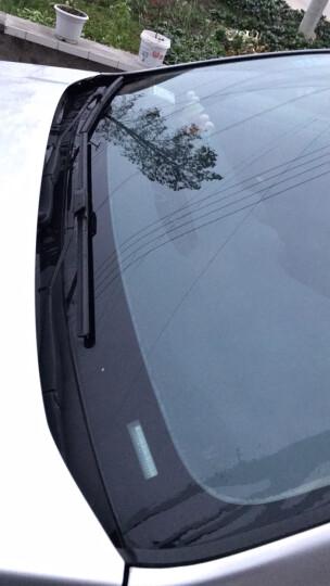卡卡买镀膜无骨雨刮器/雨刷器/雨刮片(可更换胶条)现代格锐/比亚迪E6/雷诺卡缤 26/14  定制发货(一对) 晒单图