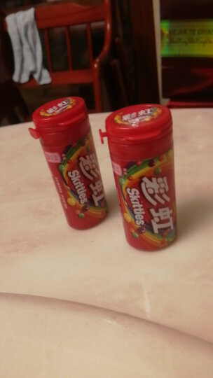 彩虹糖原果味30g瓶装(新旧包装随机发) 晒单图