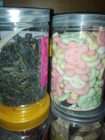 兔粮豚鼠粮仓鼠兔子龙猫豚鼠零食饼干 米奇美味饼干200克罐装 晒单图