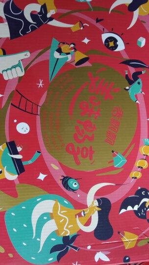 香飘飘奶茶 美味畅享20杯椰果 整箱礼盒装 原味麦香草莓香芋4种口味1.6kg 早餐代餐下午茶 速溶冲调饮料 晒单图
