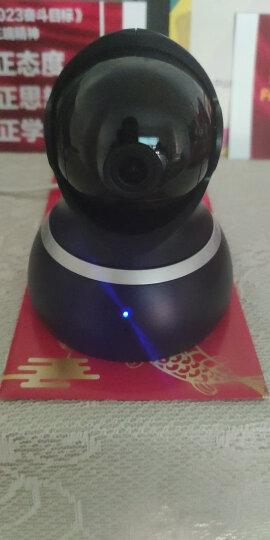 小蚁(YI)智能摄像机1080P 高清WiFi无线摄像头 360度安防家用母婴看护 智能家居 小米/360手机远程双向通话 晒单图