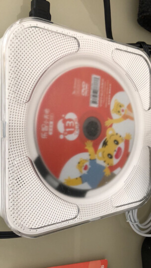 壁挂式CD播放机蓝牙HDMI播放机高清CD机VCD儿童学习DVD光盘专辑播放器影碟机U盘音乐播放机 DVD/CD/mp3+蓝牙+电视+塑料桌架 晒单图