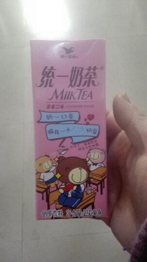 统一 奶茶(草莓)250ml*24盒/箱 整箱(新老包装随机发货) 晒单图