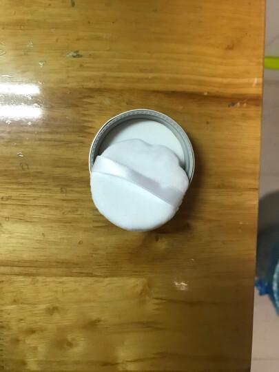 巴巴罗莎(babarosa) 双层散粉盒 1个装(带粉扑 蜜粉扑空盒便携 气垫BB粉扑盒子 定妆上妆 ) 晒单图