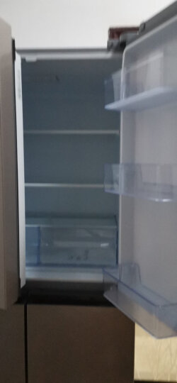 TCL 456升 冷藏自除霜 十字双对开多门电冰箱 电脑控温 一体照明 魔幻空间 (流光金)BCD-456KZ50 晒单图