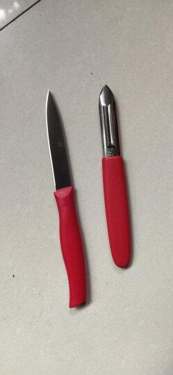德国进口 双立人(ZWILLING) 水果蔬菜刀 削皮刀 刨皮刀 刀具套装两件套 晒单图