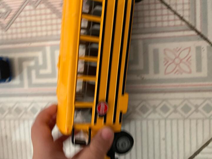 siku儿童玩具男孩合金汽车模型仿真玩具车高铁城铁城际列车1646 晒单图