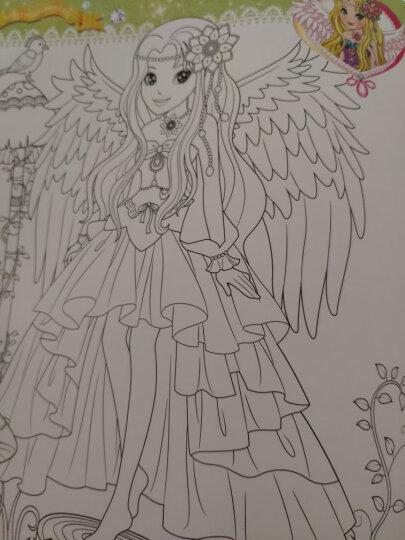 甜心公主多彩益智涂色 第2季(全4册) 晒单图