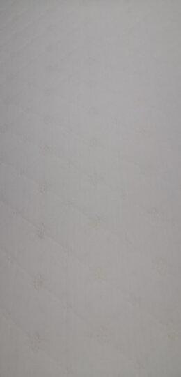 乳胶床垫泰国进口原料乳胶床垫 优自然天然乳胶原料床垫5cm10cm  薄 厚 B颗粒款 厚10cm(含内外套) 180cm*200cm 晒单图