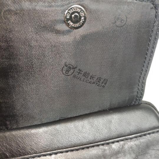 牛船长皮具 头层牛皮男士穿皮带手机腰包 5.5.6.44寸竖款横款装手机的老人皮带腰手机包 棕色04#【适合5.0-5.5寸手机】 晒单图