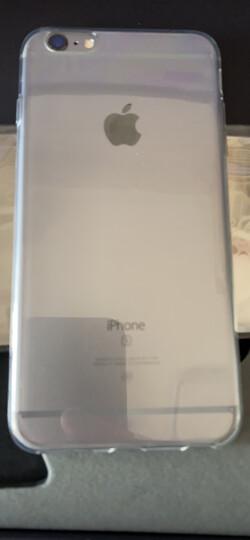亿色(ESR)iPhone6/6s手机壳/保护套 4.7英寸苹果6/6S手机套 硅胶透明防摔软壳 初色晶耀系列 玫瑰金 晒单图