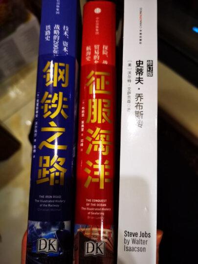 史蒂夫乔布斯传 艾萨克森  乔布斯传中文版 乔布斯传记 中信出版社图书 晒单图