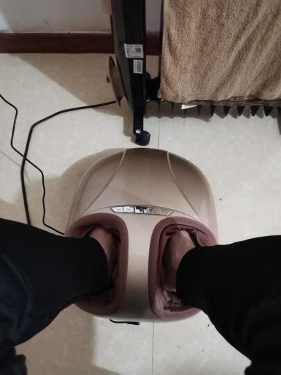 迪斯(Desleep) 美国足疗机按摩器DE-F18 足部脚底按摩器 脚部足底按摩仪器 贵宾金 晒单图