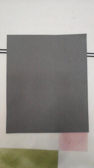 宜工 打磨砂纸2000 研磨砂纸5000 文玩砂纸240 琥珀菩提子抛光砂纸 5000目【单张】 晒单图