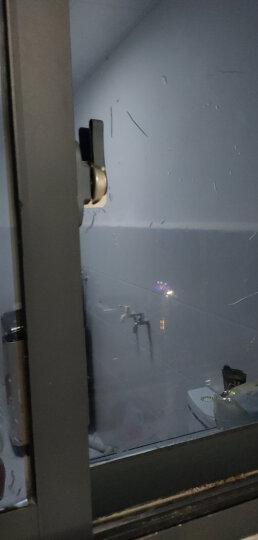 慧萌 隔热膜单向透膜紫外线遮光防晒太阳光房窗台镜面玻璃贴纸反光贴膜银光贴纸 茶银隔热膜 0.6米宽每米价格 晒单图