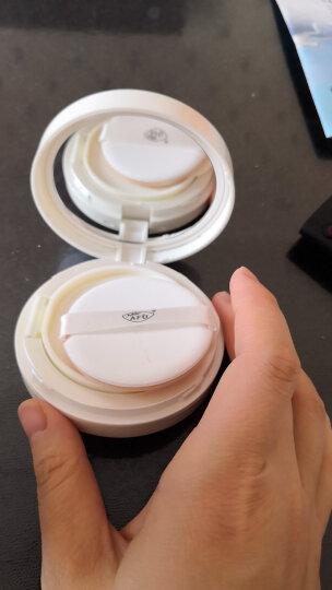 阿芙(AFU)精油润色妆前乳30g NO.03香草绿(隔离 自然色 肤色偏红适用 均匀肤色 ) 晒单图