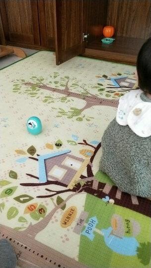 迪士尼DISNEY 双面加厚宝宝爬行垫爬爬垫 防滑地垫游戏毯 加厚2cm 晒单图