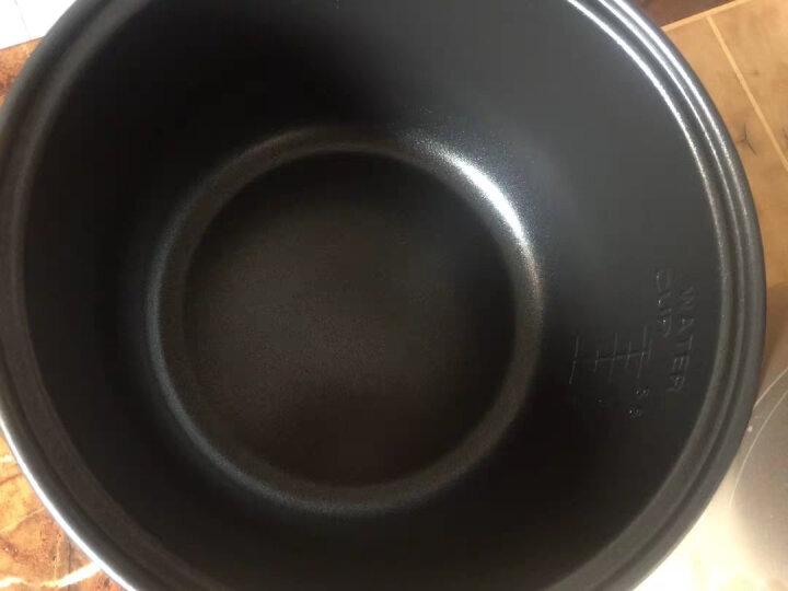 美的(Midea)电饭煲3升 电饭锅3-5人家用 小容量 迷你 小2人电饭煲 简单易控电饭锅 MB-YJ508J机械控制5升 晒单图