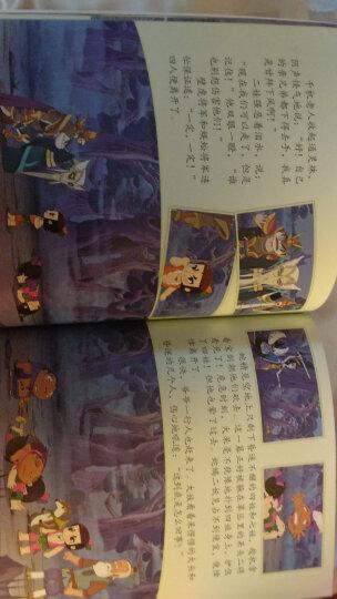 阿凡提幽默故事 中国动画经典升级版(套装共7册) 晒单图