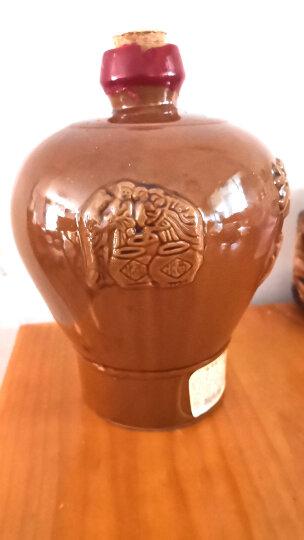 塔牌 绍兴黄酒 白糯米酒 手工酿造 清爽型黄酒 9度 500ml*6瓶 整箱装 晒单图