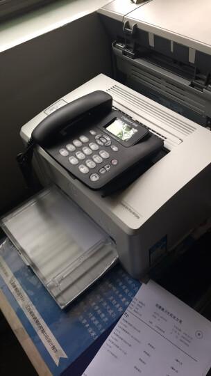 中诺  无线固话 CDMA电信2G网 插卡电话机 兼容2G3G4G手机SIM卡 家用办公移动座机  C265电信版黑色 晒单图