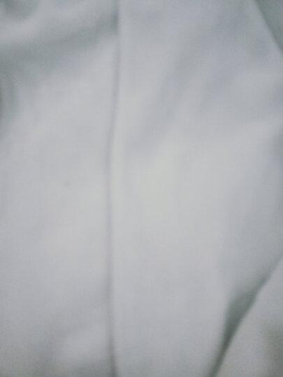 麦科贝尔男童长袖衬衫演出服儿童衬衣纯棉中大童春秋白寸衣牛津纺翻领上衣 白色春秋款(印花CS176) 120(身高110-125,体重30-45斤) 晒单图