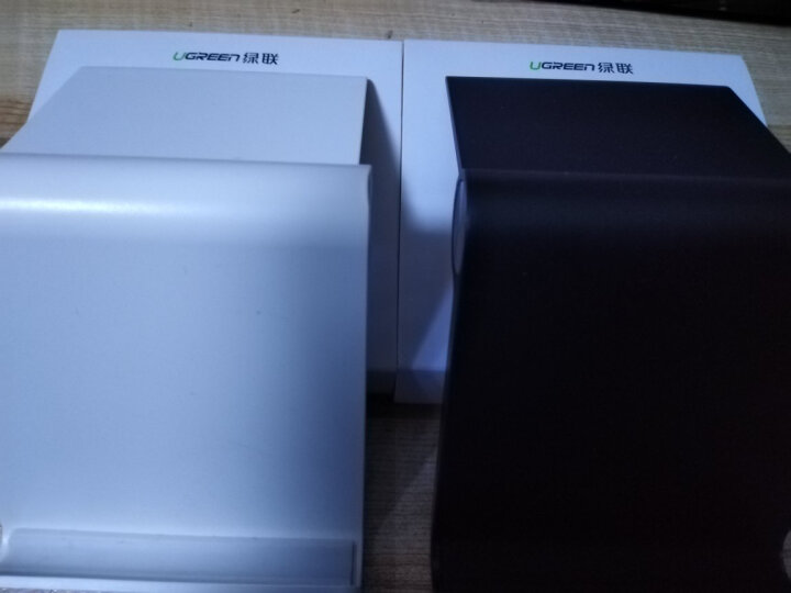 绿联 桌面手机支架 懒人ipad平板支撑架 网红直播手机座 折叠便携多功能调节夹子 通用苹果华为小米手机30285 晒单图