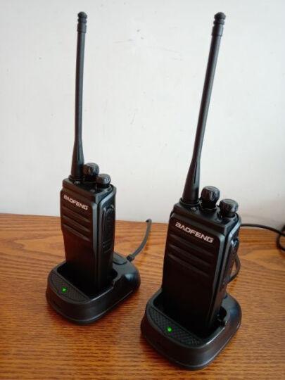 宝锋(BAOFENG)UV-5R 商用无线调频 宝峰双频UV双段对讲机 晒单图